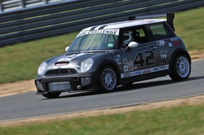 Race Prepped 2002 Mini Cooper S