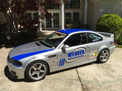 2002 BMW M3 NASA GTS 3/4 Race Car - Fresh build! Must see!!