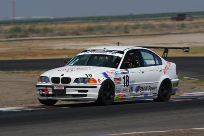 BMW 1999 E46 323i 2.5L ITS car built by AutoTechnic