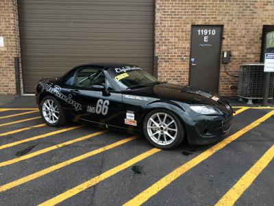 2008 Mazda MX5 ElginRacing SCCA SM5/Enduro