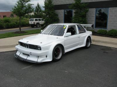 1987 BMW E30 Widebody