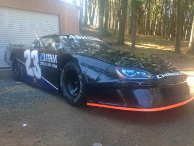 2012 Billy Hess Late Model Race Car