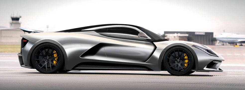 1400 Horsepower Hennessey Venom F5 is the S*#t! - 6SpeedOnline.com